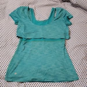Lululemon work out top